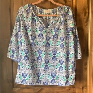 Boutique 3/4 sleeve top